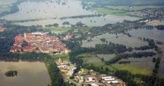 Historie povodní na Třeboňsku - přednáška