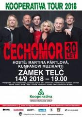 Čechomor v Telči