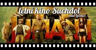 Kino na kolečkách: Jumanji