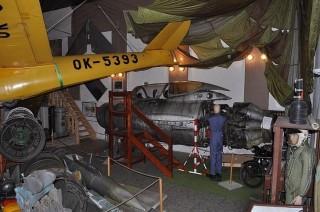 Letecké muzeum v Deštné