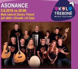 Asonance v Třeboni