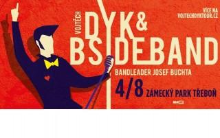 Vojtěch Dyk & B-Side Band 2018