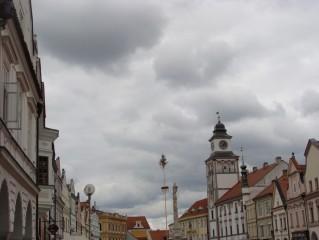 Třeboň - náměstí