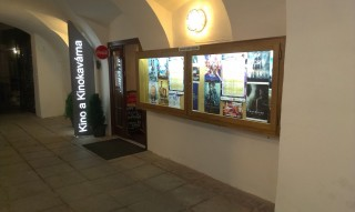 Kino Třeboň Světozor