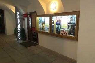 Kino a Kinokavárná