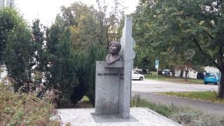 Pomník v Českých Budějovicích
