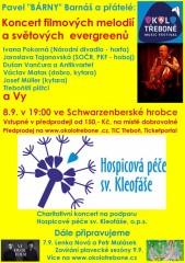 Charitativní koncert 2018