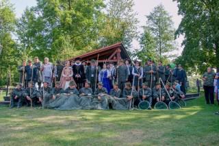 Slavnostní zahájení Rybářských slavností 2018