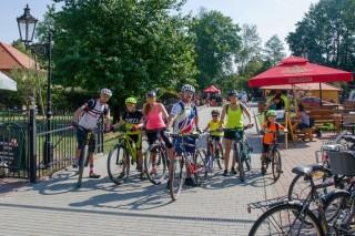 Cyklystického výletu 2018 se zúčastnilo 94 cyklistů.