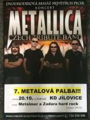 Metallica Czech Tribute Band - 7. metalová palba