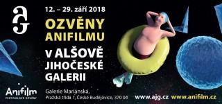 Ozvěny Anifilmu 2018 v Českých Budějovicích