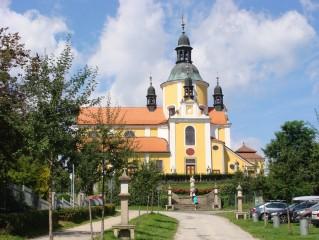 Chlum u Třeboně - kostel