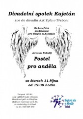 Postel pro anděla - 11.10.