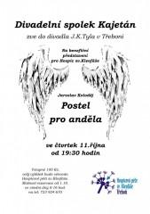 Postel pro anděla