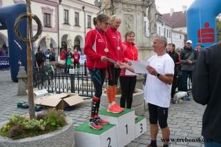 Třeboňský maraton 2018 - vítězové na fotografii