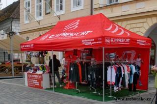 Compressport - Generální partner Třeboňského maratonu