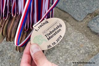 když přírodní maraton, tak přírodní medaile