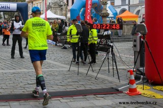 maraton s Milošem pod 4 h