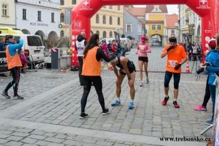 nejrychlejší žena půlmaratonu (01:19:52)