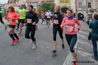 Třeboňský maraton 2018