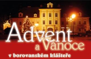 Advent a vánoce 2018 v Borovanském klášteře
