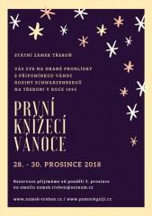 První knížecí vánoce v Třeboni