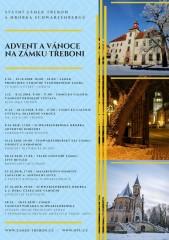 Advent a vánoce na zámku