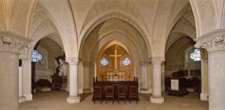 hrobka - interiér