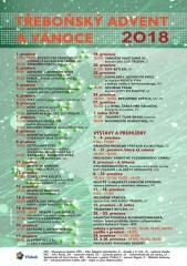 Třeboňský advent a vánoce 2018