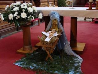 Vánoce v kostele