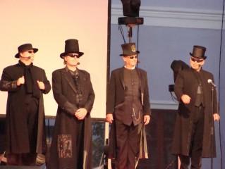 4tet v Třeboni na TN 2012