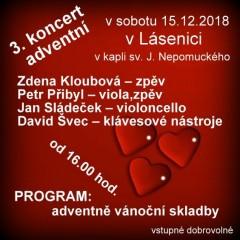 3. adventní koncert