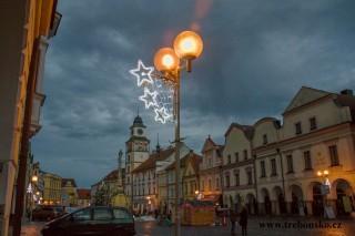 Adventní a vánoční Třeboň