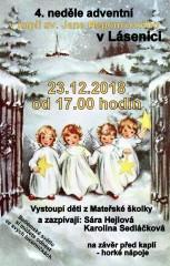 4.adventní koncert