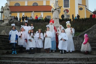 Sv. Mikuláš v Chlumu