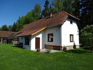 Chalupa - Hamr - Třeboňsko
