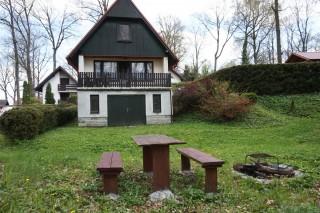 Chata - Smržov - rybník Dvořiště - Třeboňsko