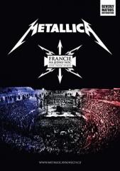 Metallica - Francie na jednu noc