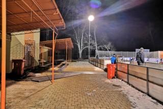 Zimní kluziště Třeboň