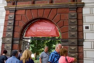 Třeboň, Masarykovo náměstí