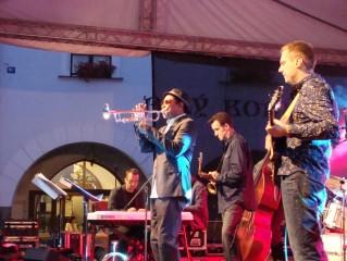 Jazz v Třeboni