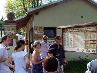 návštěvníci Zoo