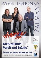 Žalman a spol. 50 - koncert
