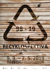 Recyklospektiva - plakát