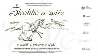 Šlechtic a zvíře  - výstava v Třeboni
