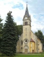 Kostel sv. Zikmunda
