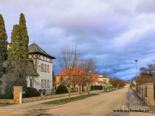 Ulice Jablonského
