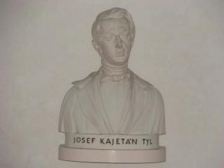 Josef Kajetán Tyl v třeboňském divadle
