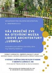 Muzeum Lidové architektury Ludmila v Lužnici