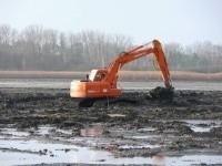 Odbahňování rybníků